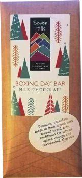 Milk Chocolate Boxing Day Bar